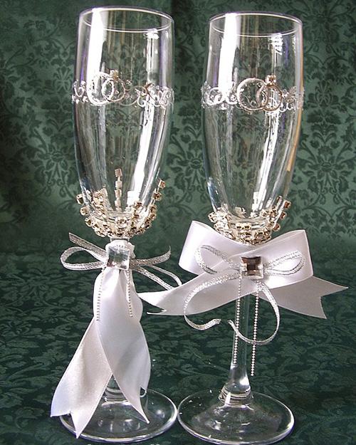 весільні бокали (57)