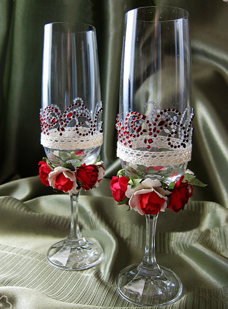 весільні бокали (66)